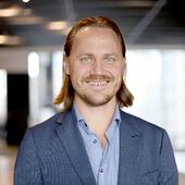Henrik Holum Java utvikler og daglig leder