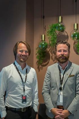 Gaselle Henrik og Einar