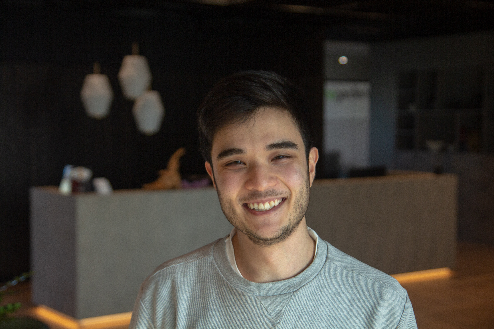 Jasim Ali er javautvikler hos Sparebank1