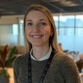 Vilde Holvik, Office Manager