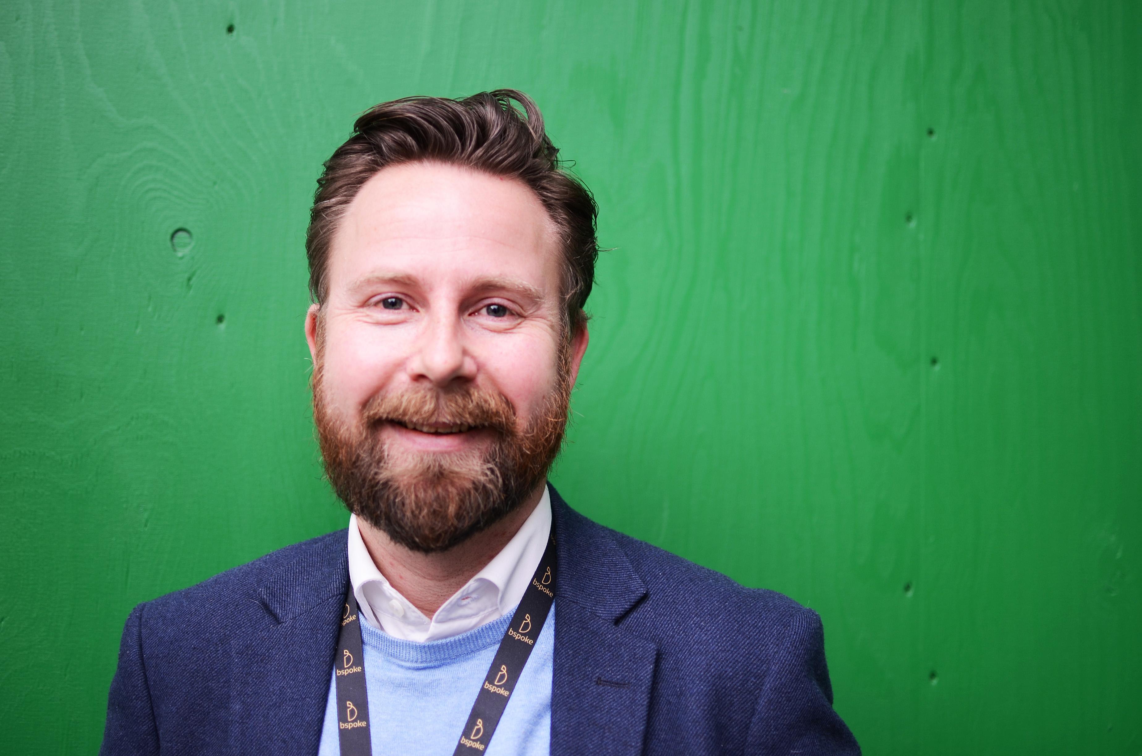 For å ta vare på firmaet ditt, må du ta vare på de ansatte, mener Einar Omdal, COO i bspoke